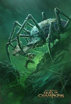 DeviantArt is the world's largest online social community for artists and art enthusiasts, allowing people to connect through the creation and sharing of art. Spider Art, Necromancer, Online Art Gallery, Fantasy Art, Cool Art, Art Pieces, Creatures, Deviantart, Drawings