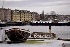 simple blog: Amsterdam. City, where the biggest traffic jams ar...