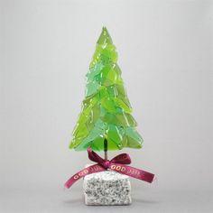 Juletræ på fod