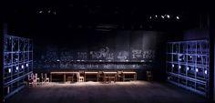 """Our Class""- play-Cameri theatre feb 2014. Dir: Hannan Snir. Set: Roni Toren. Cos: Polina Adamov.Light: Meir Alon."