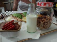 Lady Lamington - Trendy healthy breakfast spot?