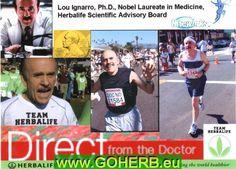 Prof Dr. Louis Ignarro, NOBEL PRIZE LAUREATE of MEDICINE