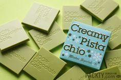 特色巧克力包装欣赏 - 食品包装设计 - 包装设计网
