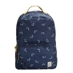The Pack Society Dolphin Classic Backpack