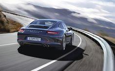 Papel de Parede - Porsche 911