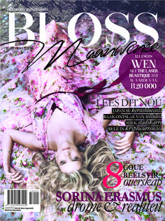 BLOSS is an international media platform for South African women who live all over the world. We integrate print & technology to keep things fresh & modern.