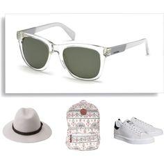 Gafas de sol Diesel by gafasdesolymas on Polyvore featuring moda, adidas, Billabong and Forever 21