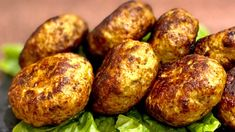 Lamb Meatballs, Meatloaf, Baked Potato, Pork, Turkey, Potatoes, Beef, Baking, Ethnic Recipes