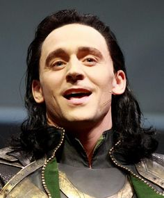 Tom in character @ 2013 comic con