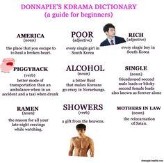 #kdrama terms  Ahahahaha! These made me laugh!