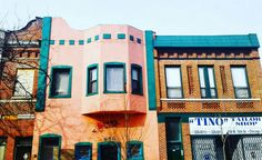 Although Pilsen is nowadays a Latino neighborhood (over 90% of inhabitants are of Mexican descent), it was first called Plzeň.  Czechimmigrants named it after the largest city in what is now theCzech Republic.  #Chicago #travel #architecture #Mexico