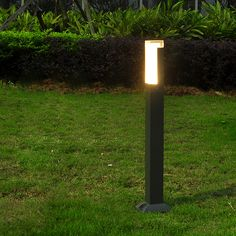 ПРИВЕЛ Газон лампы Наружного освещения IP65 Водонепроницаемый ПРИВЕЛО 3 Вт Сад Алюминия крыльцо огни Двор Путь Пруд Наводнение Пятно Света AC 110 В 220 В