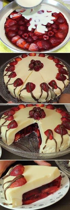 Ideas for cheese cake recetas dulce de leche Jello Recipes, Mexican Food Recipes, Sweet Recipes, Cake Recipes, Dessert Recipes, Just Desserts, Sweet Treats, Food And Drink, Cooking Recipes