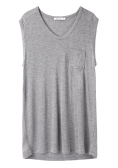 T by Alexander Wang / Classic Muscle Tee