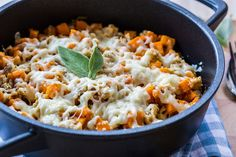 Sweet Potato and Turkey Skillet3 (1) Suggest spinach, curry & maybe sour cream