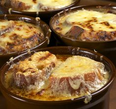 French onion soup. True peasant style...just onions and water with a teeny bit of butter and vinegar.