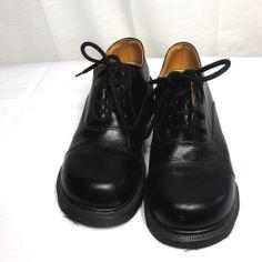 Doc Martens Black Women's oxfords shoes SIZE US 5 UK 3 dr.