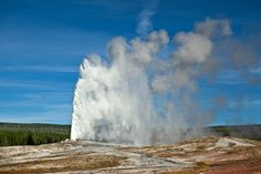 See Old Faithful, Yellowstone National Park, Wyoming - Bucket List Dream from TripBucket