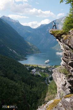 Geirangerfjord, Norway our someday cruise