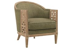 Didion Chair on OneKingsLane.com from Caracole