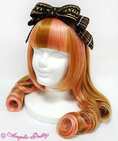 Angelic Pretty - Loyal Rosette Headband (High)