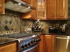 Tile Kitchen Backsplash Ideas