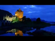 Stunning scenery of the Scottish Highlands Music is Hallelujah performed by Celtic Thunder, Pipers, & Celtic Angels. Lots of love to Scotland ! Christmas In Australia, Eilean Donan, Celtic Music, Relaxation Meditation, Celtic Thunder, Scotland Castles, Amazing Songs, Music Clips, Scottish Highlands