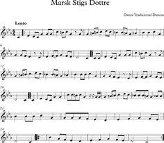 Marsk Stigs Dottre. Canción Tradicional Danesa.