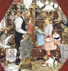 Norman Rockwell- art appreciation
