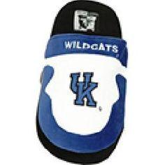 ComfyFeet Kentucky Wildcats Slip On Slippers