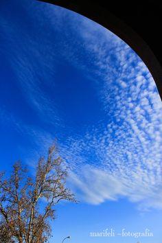 Caprichos de nubes