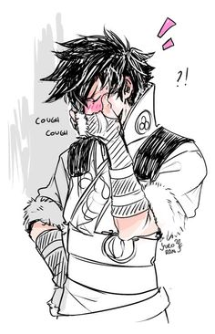 Lon'qu || He's such a dork. :P << Yes he is, which is why he's my second husbando. I have a thing for handsome dorks if you haven't noticed.