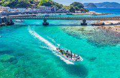 こんなに美しい海が日本にあったとは……!死ぬまでに1度行ってみたい透明度がここに。 Environment, Beach, Places, Water, Outdoor Decor, Gripe Water, The Beach, Beaches, Lugares
