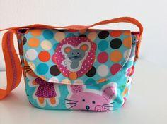 Kindergartentasche - freie Anleitung