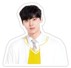 """Wanna One x Ivy Club ft. Hwang Minhyun (황민현)"" Stickers by WANNA-ONE SHOP 