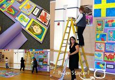 hanging-artwork-for-shows