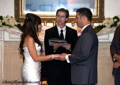 Carissa and Robert Ceremony University Club