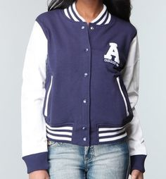 I absolutely love this jacket. Imma get one for school!!!