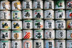 Japanese culture is all about tradition - preserving traditional values and food for centuries.