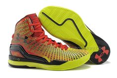 sale retailer 44e17 351a3 Under Armour Curry One Red Black Volt. Cheap SneakersNike SneakersSneakers  For ...