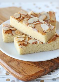 Almond Sugar Cookies, Cocoa Cookies, Chewy Sugar Cookies, Sugar Cookie Bars, Sugar Cookies Recipe, Cookie Recipes, Dessert Recipes, Bar Recipes, Bar Cookies