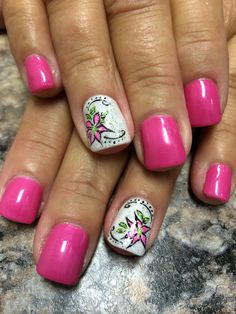 Nails by Sara Henderson