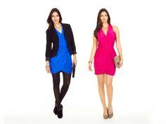 V-Neck Dress by Greylin #opensky
