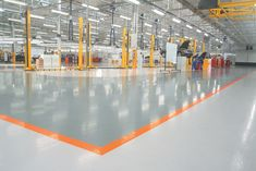 It's time to upgrade your #Industrial #Flooring with #Ucrete HF floors that are extremely tough and have many physical properties. For more information, visit at : https://www.epfloors.com/