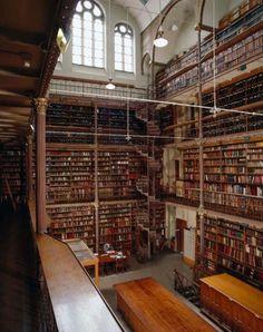 Reading Room at Rijksmuseum