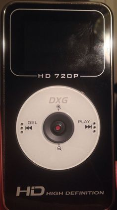 Dxg-567v HD Video Camera High Definition #DXG