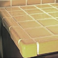 Countertop Paint For Tile : about Painting Tile Countertops on Pinterest Painting Tiles, Tile ...