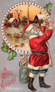 A Merry Christmas fete noel vintage gifs images -