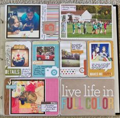 Lots of cute Sn@p layouts on the SS blog!