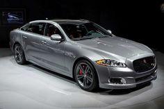 Jaguar XJR Sports Sedan